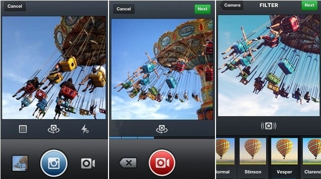 Instagram gains video sharing element complete with filters