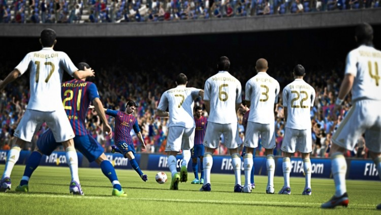 EA won't be bringing its high-end sports engine to the PC