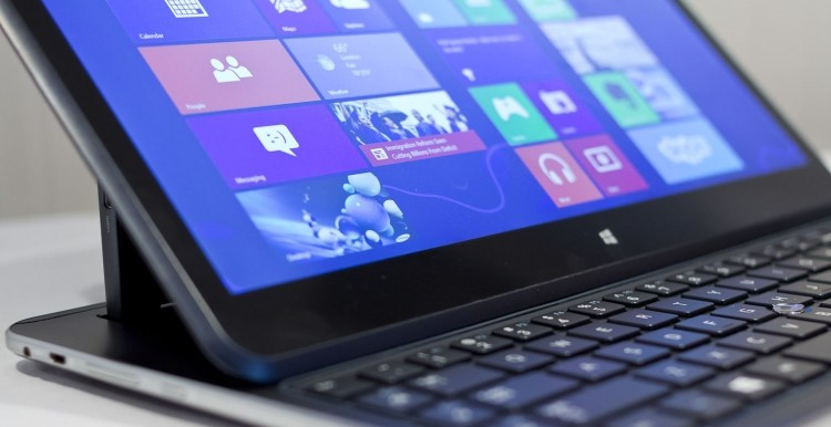 Samsung Ativ Q: a laptop-tablet hybrid running Windows 8 and Android