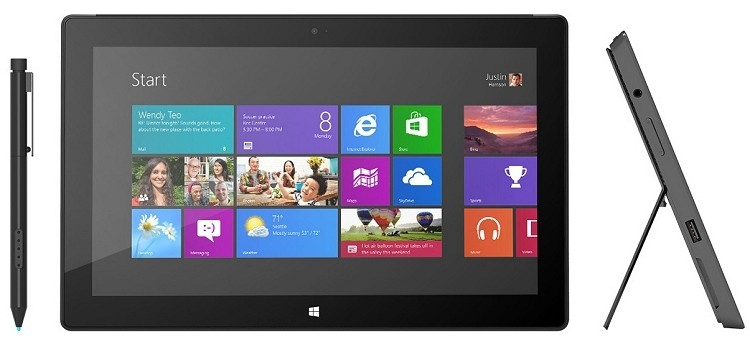 Microsoft partners with resellers to boost Surface tablet sales