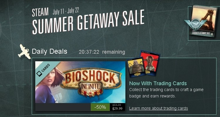 Steam's annual summer sale is now live