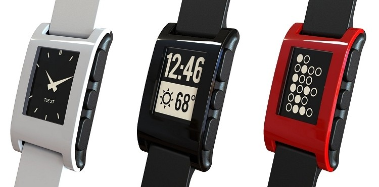 More than 275,000 Pebble smartwatches have been ordered, CEO says