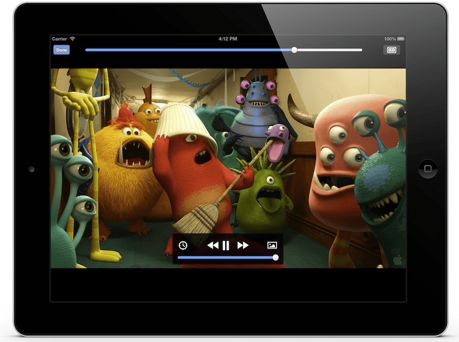 Download VLC for iOS, now with AirPlay and Dropbox support