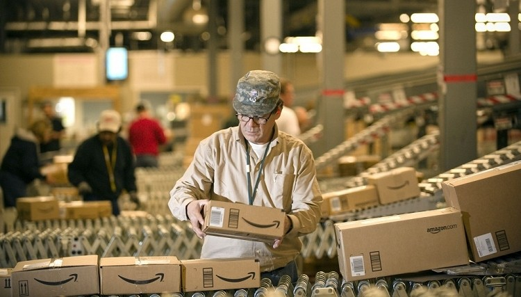 Amazon is on a hiring spree with plans to add 7,000 new employees
