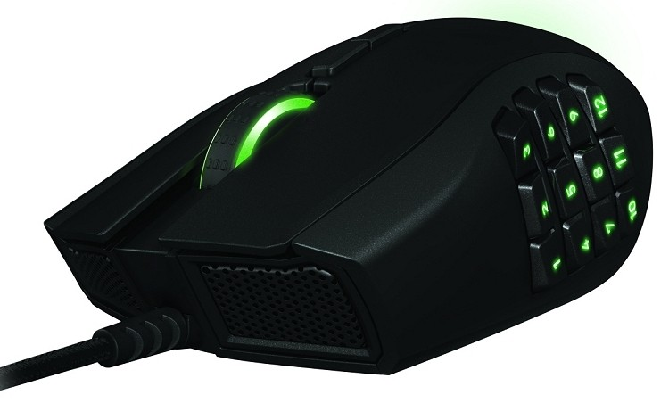 Razer reimagines Naga MMO gaming mouse with mechanical switches, updated form factor and more