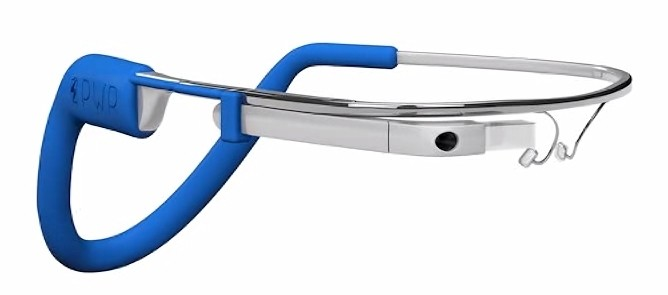 Google Glass accessory could triple its battery life