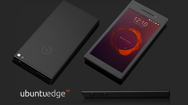 Ubuntu Edge smartphone is dead, but lower-end variants still in the cards