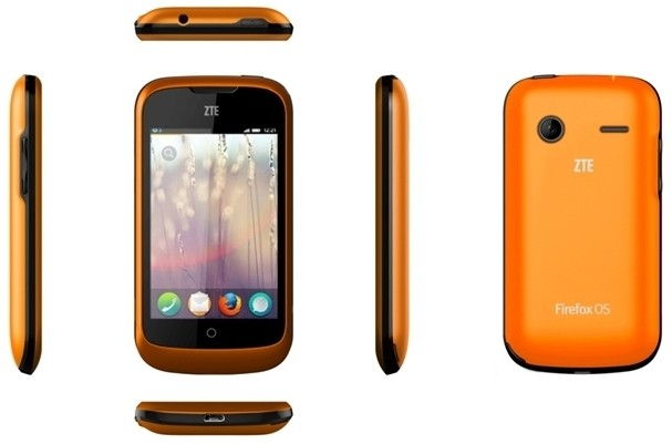 ZTE will sell Firefox smartphone on eBay in the U.S. and the U.K.