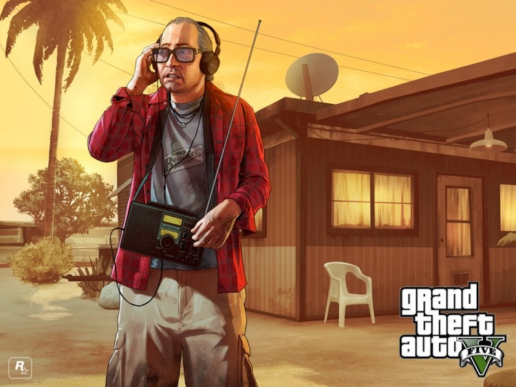 Grand Theft Auto V Travelogue shows new details, screens and a new character