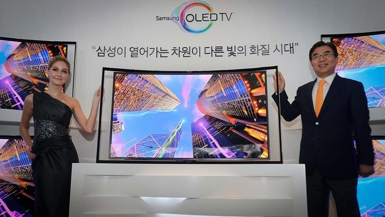 Samsung's curved OLED TV with Multi-View gets $8,999 price tag