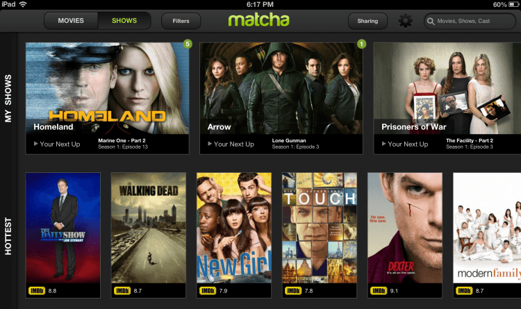 Apple acquires Matcha.tv, a video discovery and recommendation service
