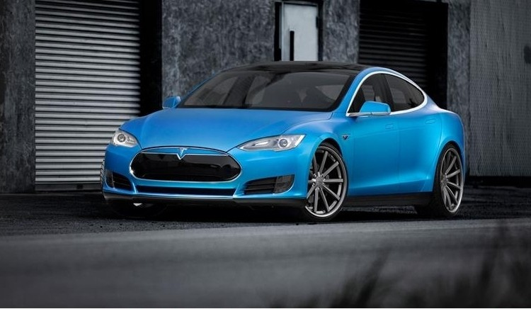 Tesla's Model S electric car earns highest safety rating of any vehicle