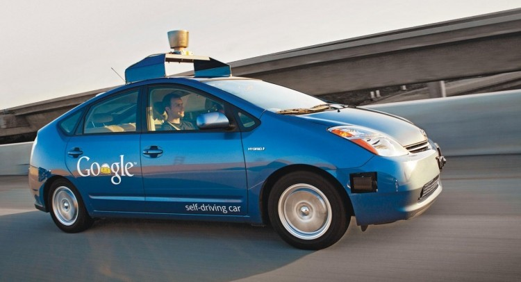 Google reportedly has a self-driving car in the works