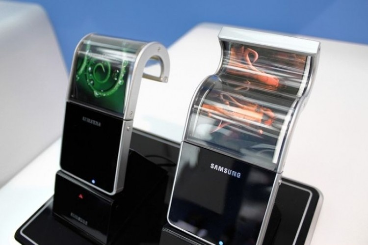Flexible OLED market to quadruple by 2014 to $95 million