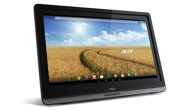 acer s ifa 2013 lineup includes 24 quot android all in one tablet and laptop refresh techspot