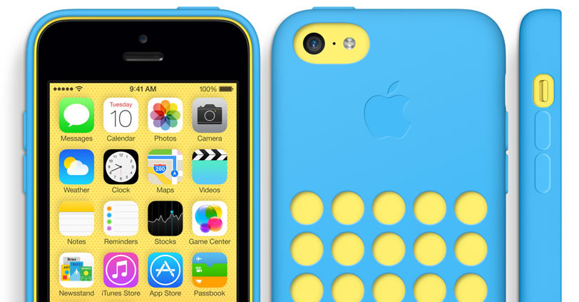 Apple iPhone 5C, iPhone 5S now official: a few surprises in both hardware and software