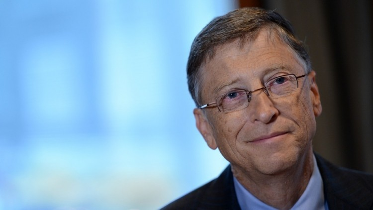Bill Gates claims stake as richest American for 20th straight year