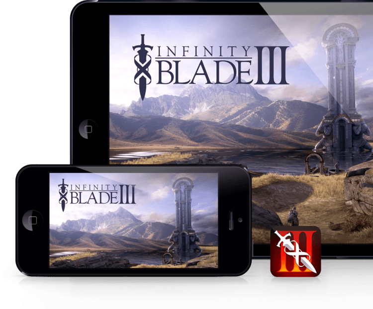 Infinity Blade III available now on the App Store - TechSpot