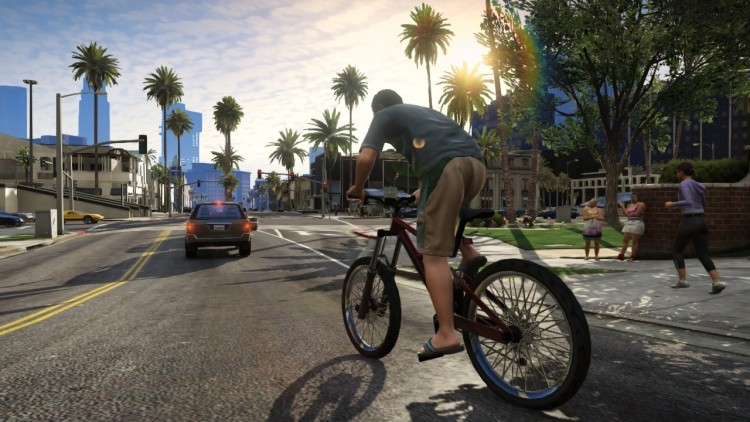 Rumor: Grand Theft Auto V coming to PC in Q1 2014