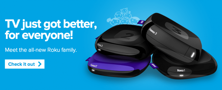 Roku refreshes line-up with slick new look, lower price point and M-Go integration