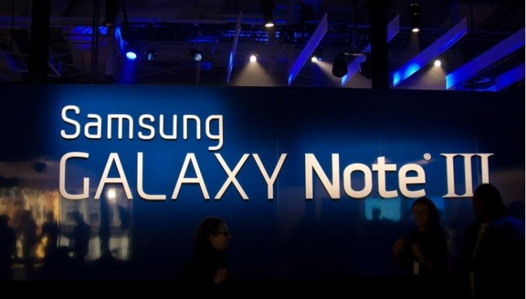 Samsung caught inflating benchmarks on the Galaxy Note 3, again