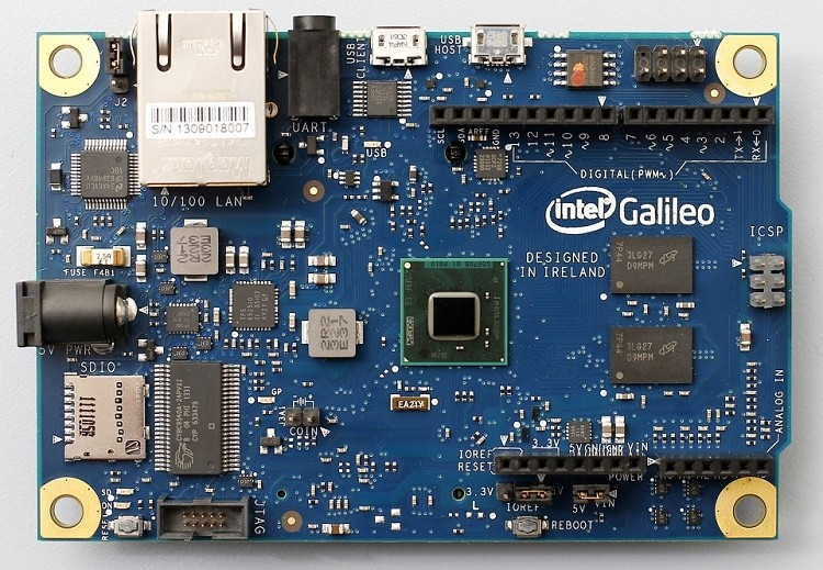 Intel reveals first Quark-based product in Galileo development board