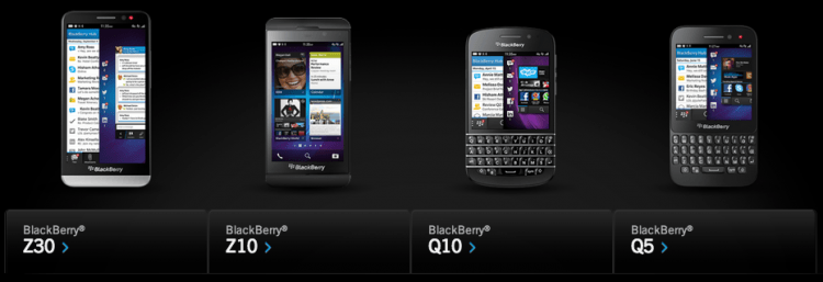 BlackBerry developing multi-platform enterprise cloud service