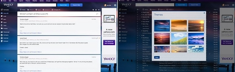 Yahoo Mail celebrates Sweet 16 birthday with bevy of new features