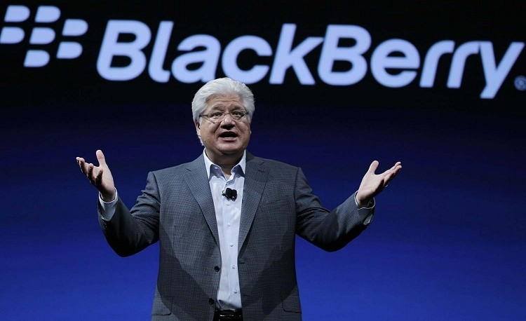 BlackBerry co-founders may rescue ailing Canadian handset maker