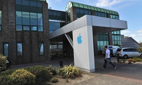 Ireland's Department of Finance considers shutting down Apple tax shelter