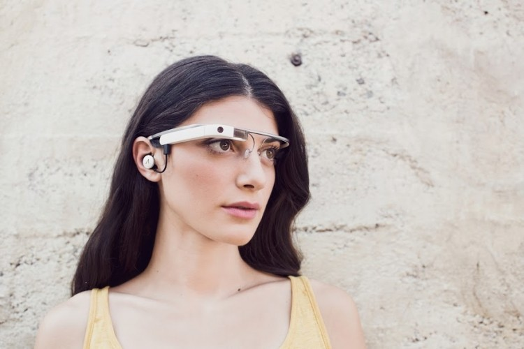 Google releases images of Glass redesign with new mono earbud