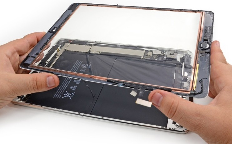Apple's new iPad Air earns low repairability score from