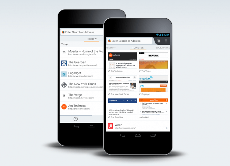 Firefox 26 Beta arrives with new 'Home' screen for Android, 'Click to Play' plug-ins on desktop