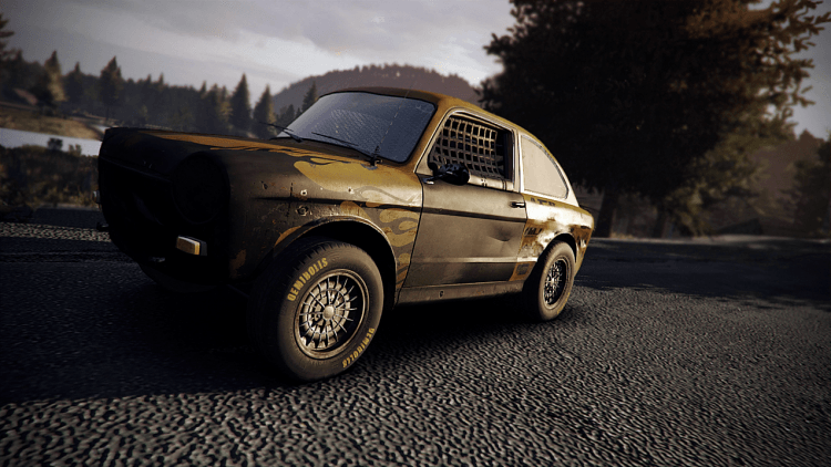 Bugbear gives Kickstarter backers a chance to name its next car game