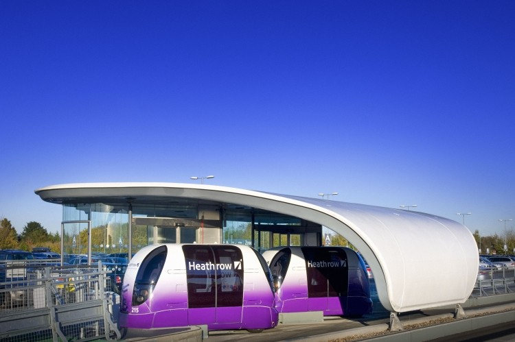 UK town to officially deploy driverless pods for public transport