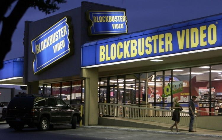Dish to close remaining 300 Blockbuster retail stores, shutter DVD-by-mail service