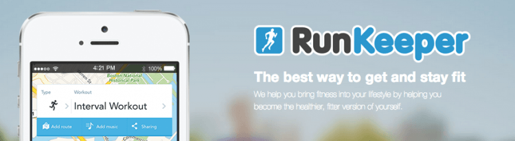 RunKeeper for iOS adds M7 motion coprocessor support to track walking activity in the background