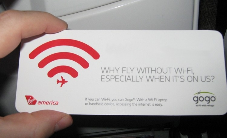 Gogo rolling out new text and call options for in-flight Wi-Fi service