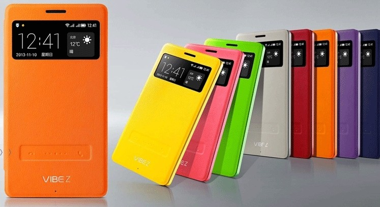the best attitude 0796a d29c3 Lenovo unveils Vibe Z smartphone with Snapdragon 800 CPU, dual-SIM ...
