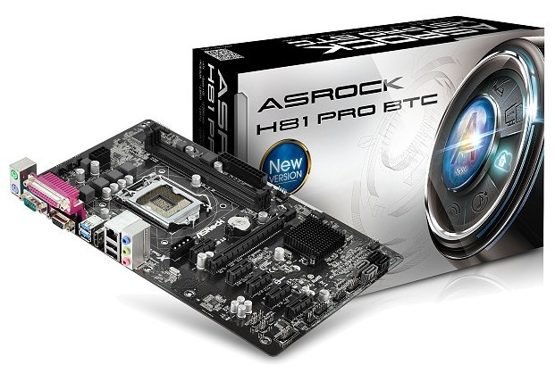 ASRock unveils a pair of motherboards designed specifically for Bitcoin mining