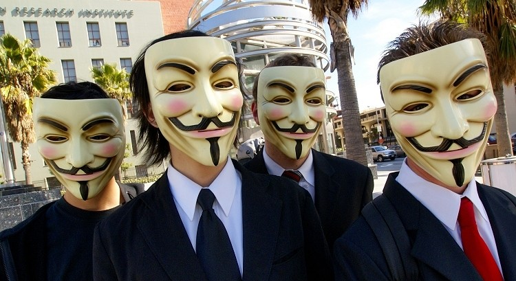 FBI memo claims Anonymous has been hacking US government computers for nearly a year