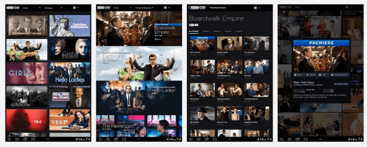 HBO Go now supports Chromecast on both iOS and Android