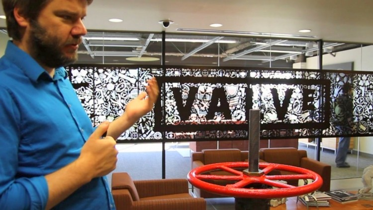 Valve's new employee handbook is chock-full of awesome, read it now