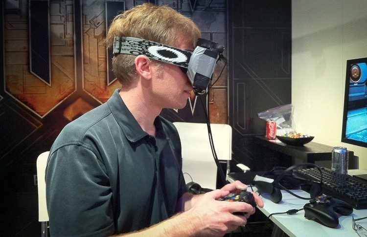 Doom co-creator John Carmack resigns from id Software to focus on Oculus Rift