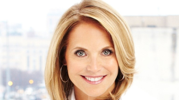 Yahoo to announce the hire of Katie Couric as 'Global News Anchor' on Monday