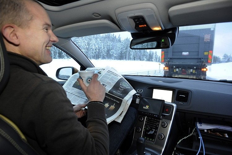 Volvo to conduct autonomous car testing on public roads in 2017