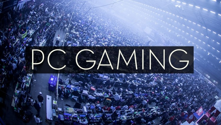 Dreamhack: The world's biggest LAN party is a sci-fi party from the future