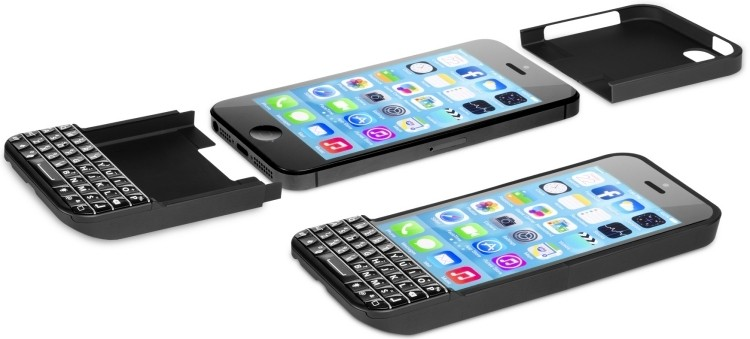 Ryan Seacrest-backed 'Typo' iPhone Keyboard to debut at CES