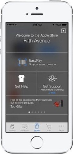 Apple's iBeacon location-aware shopping goes live in over 250 stores