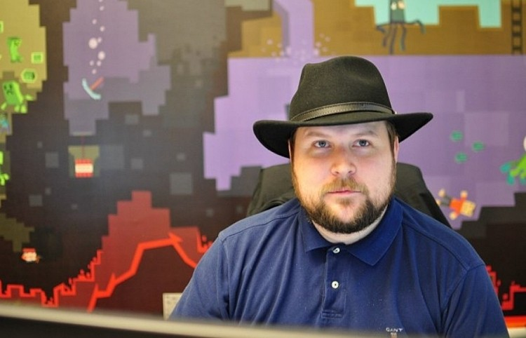 Minecraft creator Markus 'Notch' Persson wanted to create a Valve, not work at Valve
